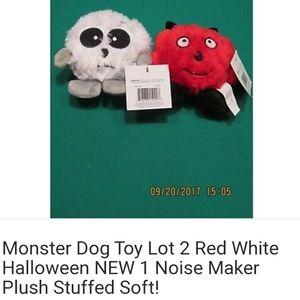 Monster Dog PlushToy